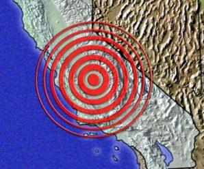 美国南加州发生6.4级地震 洛杉矶震感明显