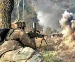 印巴在克什米尔实控线发生交火 3名巴士兵5名印士兵死亡