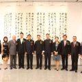 谢家华书法交流展于曼谷中国文化中心开幕
