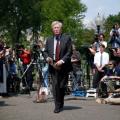 特朗普谈解雇博尔顿:他粗暴又强硬 冒犯朝鲜领导人