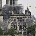 重建巴黎圣母院大概需要40年:当务之急是避免其进一步坍塌