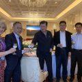 历届全球反独促统大会主席联合访问团参观访问伊犁