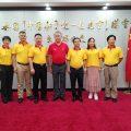台湾红党主席陈景泰访问泰国统促会东莞联络处