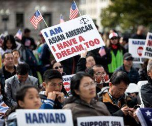 亚裔招生歧视案宣判 哈佛赢了 亚裔申请名校更难了