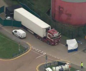 外媒提问英国集装箱39名遇难者是否持假中国护照 外交部回应