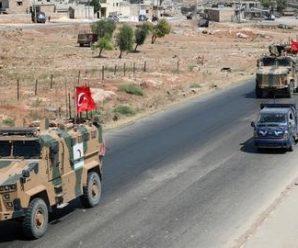 土耳其对叙利亚东北部发起军事行动 已造成至少8名平民死亡