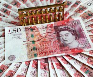 新脱欧协议达成 英镑巨震英议会放行仍存悬念