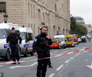 探访巴黎警察总部袭击事件现场:戒备森严 谜团待解