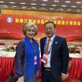 助推江西经济高质量发展推介餐叙会于南昌举行