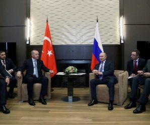 """俄土就叙利亚问题达协议 美媒哀叹""""华盛顿成为大输家"""""""