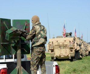 美军撤离叙利亚两处基地 开始前往伊拉克边界