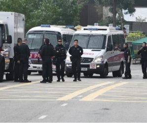 港媒:理大派协助小组进校园搜索完毕 发现一名女滞留者
