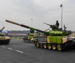 绕开美元!印度以卢布结算买俄T-90S坦克以避开美国纠缠