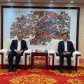 泰国统促会代表团访问广东省统促会