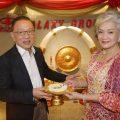 嘉乐斯集团共庆王林怡珠女士71岁生辰