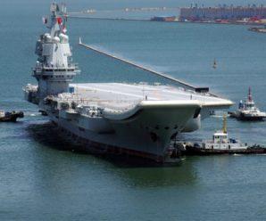 中国第二艘航母已经部署海南三亚?国防部回应