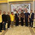 泰国统促会代表团访问广东省委统战部