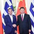 习近平主席同希腊总统帕夫洛普洛斯会谈