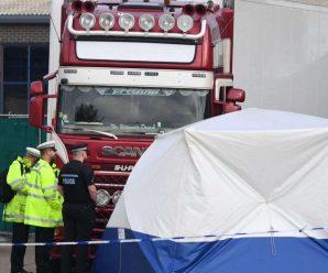 """英国警方公布""""死亡货车""""案39名遇难者详细名单"""