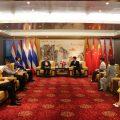成都市海外交流协会代表团访问泰国统促会