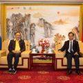 广东省云浮市归国华侨联合会代表团到访泰国统促会