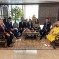 福建安溪代表团访问泰国统促会