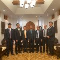 安溪县政府代表团拜访中国驻泰大使馆