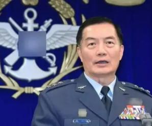 """蔡英文军中亲信坠机身亡,台军""""参谋总长""""有多重要?"""