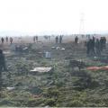 乌克兰航空:失事航班有3名资深飞行员,人为错误可能性很小