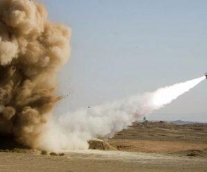 伊朗发射15枚导弹袭击美军基地 美国一架空军飞机被摧毁