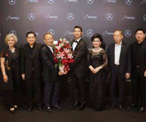Primus Auto Haus梅赛德斯奔驰展厅于曼谷开业