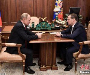俄公布新政府成员名单12名部长留任 普京:非常平衡