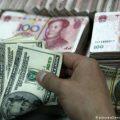 在岸人民币对美元汇率开盘回调近百点,失守6.89关口