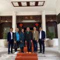 泰国统促会王志民会长参访广州从化