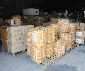 众志成城战疫情——泰国统促会向中国捐赠第三批口罩物资