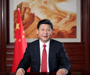 为构建人类命运共同体作出中国贡献