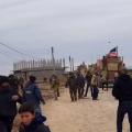 叙媒:美军巡逻队射杀平民惹众怒,俄军赶到平息局势