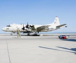 连续2日!台媒称美军再派P-3C反潜机飞经台湾最南端外海