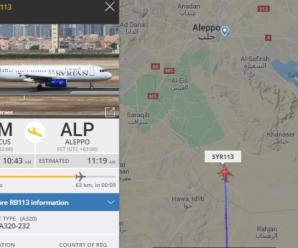 叙利亚反恐大胜利!时隔8年阿勒颇机场重新迎来民航客机