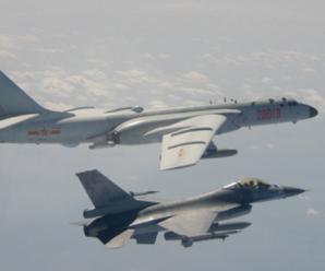 台媒:解放军远航训练中歼-11曾锁定F-16 但一事值得庆幸