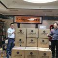 泰国统促会广东联络处向泰国捐赠医用口罩