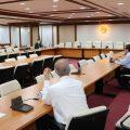 泰华主流侨团协商向泰国社会捐赠医用物资事宜