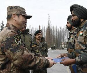中方正在向中印边境增兵?外交部回应