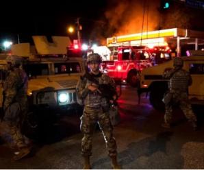明尼苏达州国民警卫队计划部署万名士兵应对骚乱