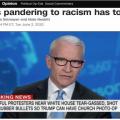 特朗普不断出语伤人 助燃歧视暴力升级