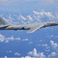 台媒:解放军轰-6、歼-10昨进台湾西南空域,或与美军机有关