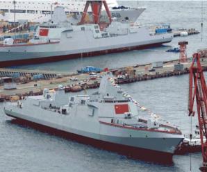 """外媒:解放军只要击沉10艘以上美国军舰 美军就来不及""""回血"""""""