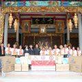 泰国王氏宗亲总会向Priest医院捐赠医疗物资