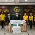 泰国统促会向曼谷市政府捐赠大米抗疫