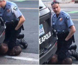 """美 """"跪杀""""黑人警察罪名升级 另三名警察亦被起诉"""